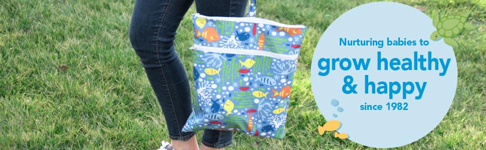 i play by green sprouts swim, swim diaper, swim diaper bag, wet & dry bag, waterproof bag, baby swim