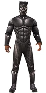 Black panther adult costume