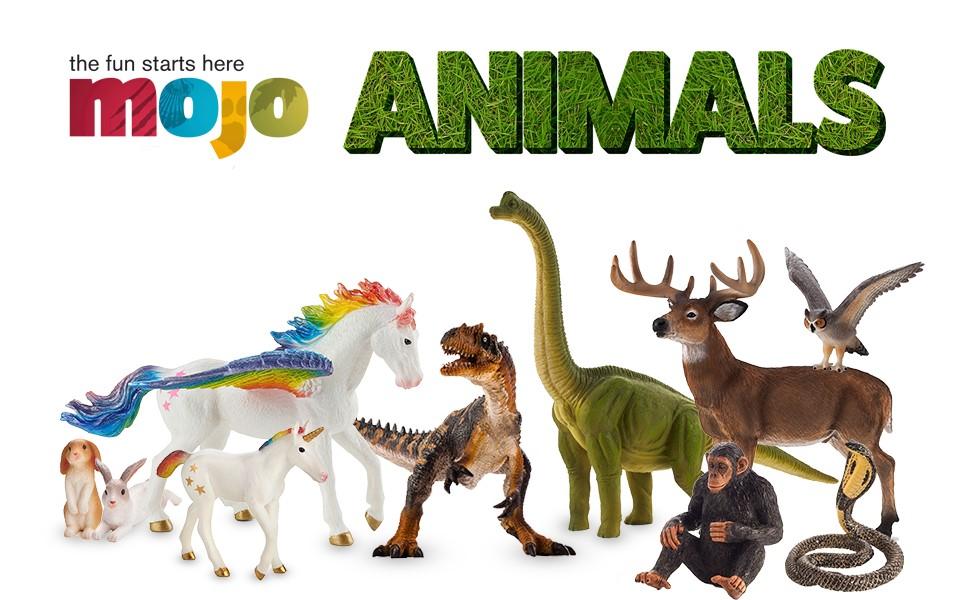 mojo animals banner