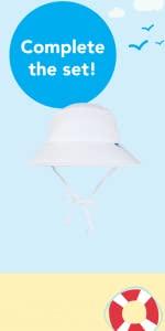 swim sun lightweight breathable hat foam brim