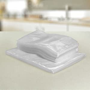 Seal-a-Meal 1-Gallon & 1-Quart Vacuum Seal Bags, 100 Pack