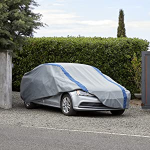 Weather Defender Car Cover Series