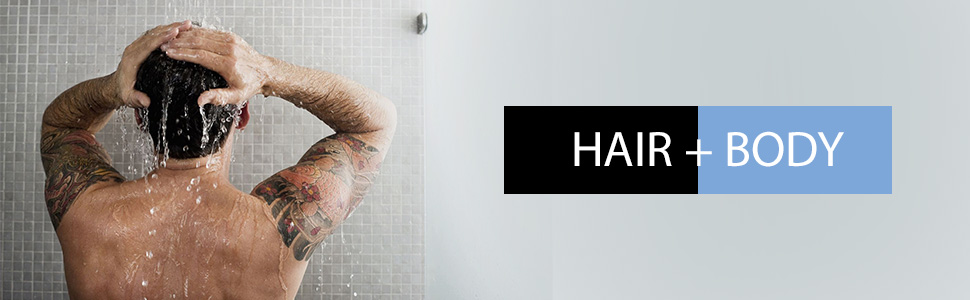body wash scent eucalyptus moisturizing hydrating skin clean condition mens axe fresh jack black