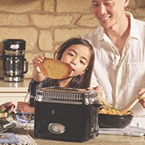 warmer toast cook bagels bread breakfast