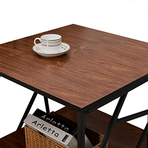 VECELO square table