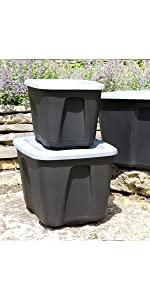 Standard Storage Containers ECO storage ECOstorage recycled plastic