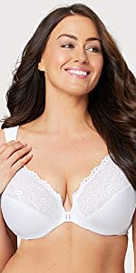 1245 Front Close Underwire Bra