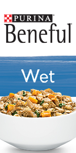 Purina Beneful wet dog food