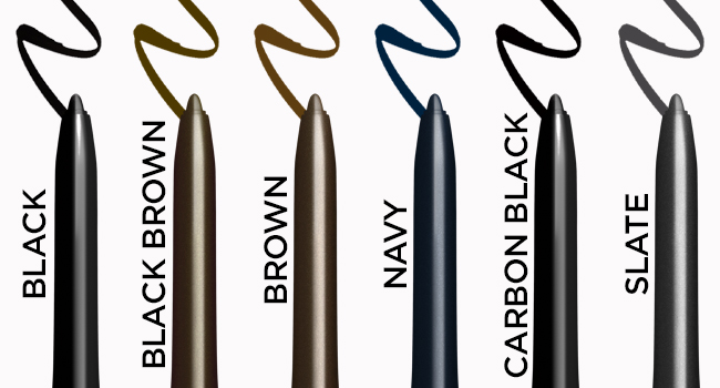 black eyeliner, long lasting eyeliner, how to apply eyeliner, blue eyeliner, how to use eyeliner