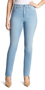Gloria Vanderbilt Amanda Classic Tapered Jean – the original slimming jean