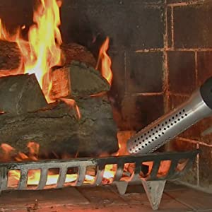 chimney starter charcoal lighter bbq starter grill lighter torch lighter
