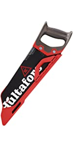 Hultafors Tools saw toolbox rubber handle handsaw