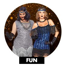 fun party flapper gatsby costume