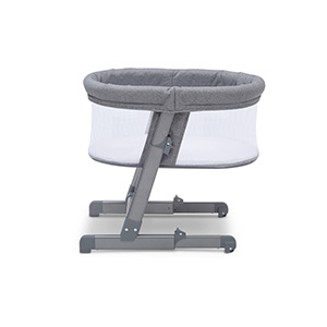 mesh bassinet sleeper baby infant simmons by your side