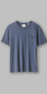 Long sleeve cashmere polo