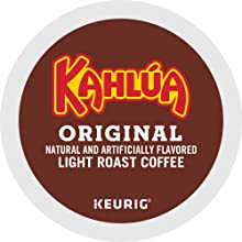 coffee k cup pods, kcups, keurig coffee, coffee pods, kahlua, keurig