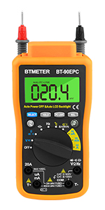 BT-EPC Multimeter
