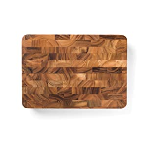wood cutting board;large wooden cutting board;chopping block;acacia wood board