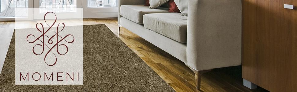 momeni area rug rugs collection luster shag