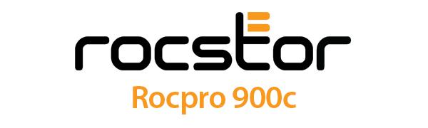 Rocstor, Rocpro, Rocpro 900a,