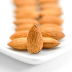 nuts, almonds