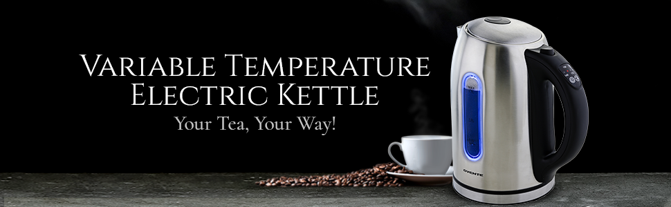 KS890 variable temperature electric kettle