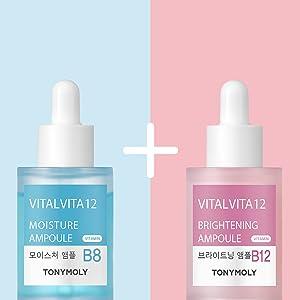 dry dull skin moisture brightening ampoule kbeauty korean skincare