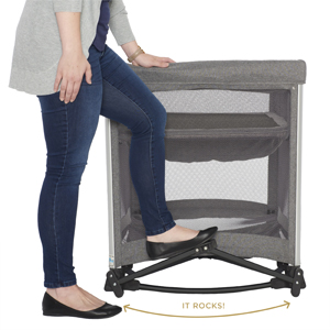 rocking bassinet