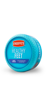 Healthy Feet Foot Cream Jar