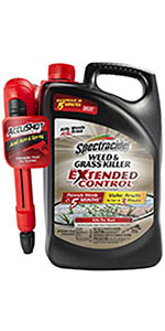 Weed & Grass Killer Extended Contorl