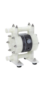 Prolube AODD/1-2/FPT/N 44721 Air Operated Double Diaphragm Pump