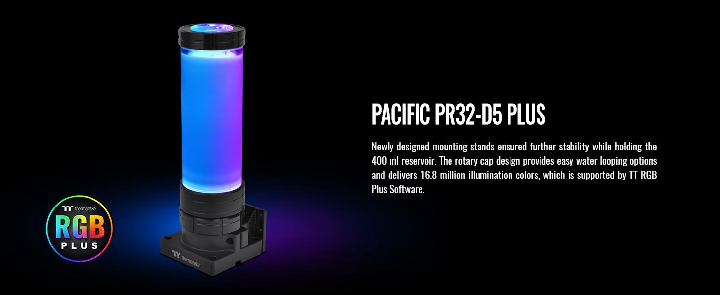Pacific PR32-D5 Plus