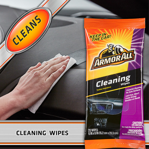 Armor All, Total Wipes Kit, Glass Wipes,Cleaning Wipes, Bug & Tar Remover, Wash Wipes, Wash Wax etc
