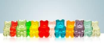 12 flavor gummi bears, gummy bears, sour gummies, gummi bear, natural gummies, gummy worms
