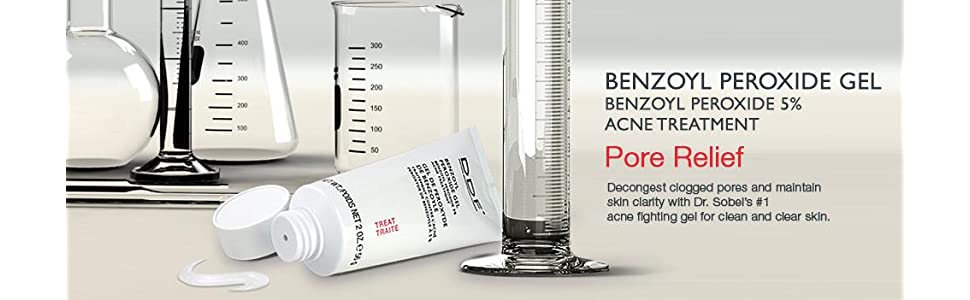 acne clear skin clogged pores blackheads treatment benzoyl peroxide gel stop acne flare ups breakout