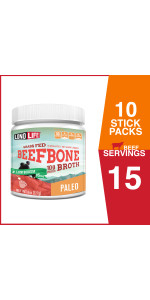 Low-Sodium Beef Bone Broth