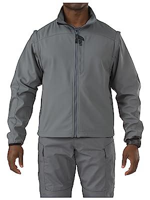 511 Tactical Valiant Softshell Duty Jacket