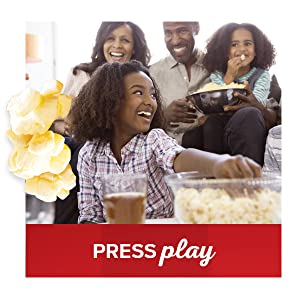 Netflix binge snacks - Orville Redenbacher's microwave movie popcorn