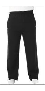 sweatpant, pockets, open bottom, soft, fleece, essentials, warm, lounge