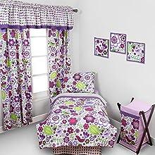 4 pc Toddler bedding set