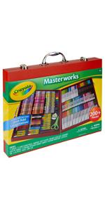 masterworks art case