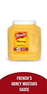 French's Honey Mustard Sauce
