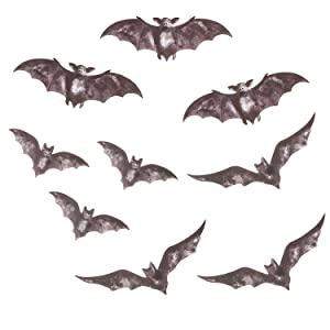 martha stewart bats decor halloween
