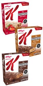 Kellogg's Special K Protein Bars Variety