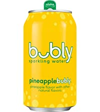 pineapple bubly sparkling water