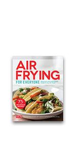 cook; book; air; fry