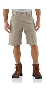 mens shorts, cargos, work shorts