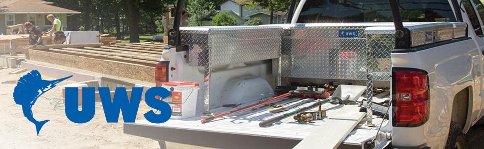 UWS Tool Boxes, UTV and ATV Storage Boxes, Cargo