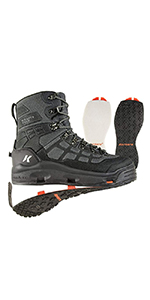 wraptr boots with felt soles