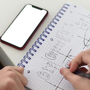 app, iPhone X, iPhone XR, Computer, App, Evernote, Journal, Notebook, Notebooks, Spiral Bound